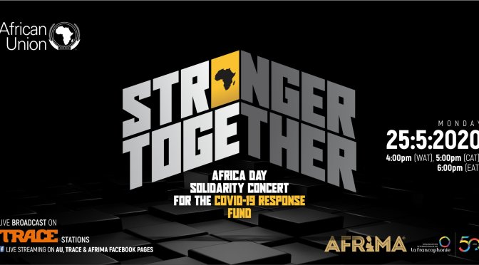 This Africa Day, enjoy the universal language (MUSIC!) with a virtual concert