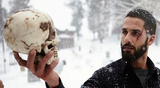 Tragic and beautifully shot, Haider's take on Hamlet proves that great storytelling is forever